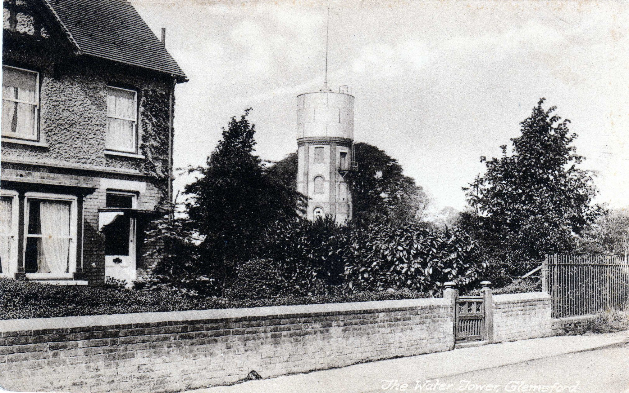 Glemsford Water Tower